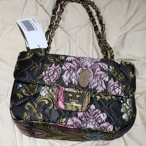 Quilted Stich Crossbody Bag